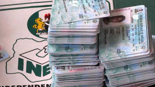 INEC EXTEND PVC COLLECTION DATE.