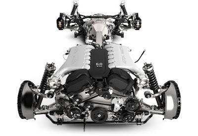 supercar terbaik selain ferrari Laferrari dan juga mclaren P Spesifikasi Aston Martin Vanquish
