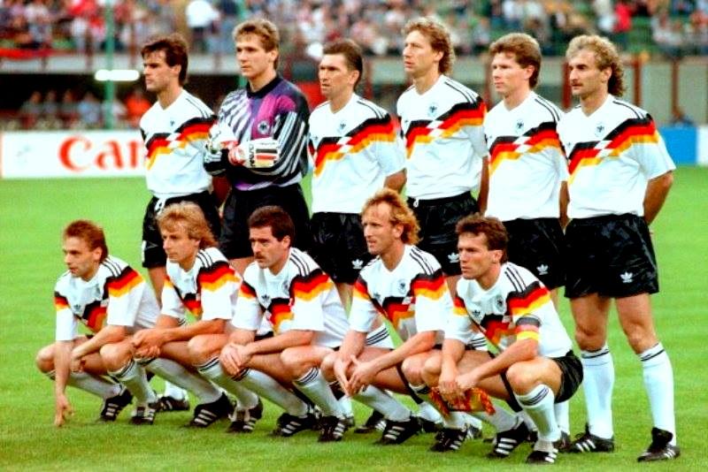 Resultado de imagen para alemania italia 1990