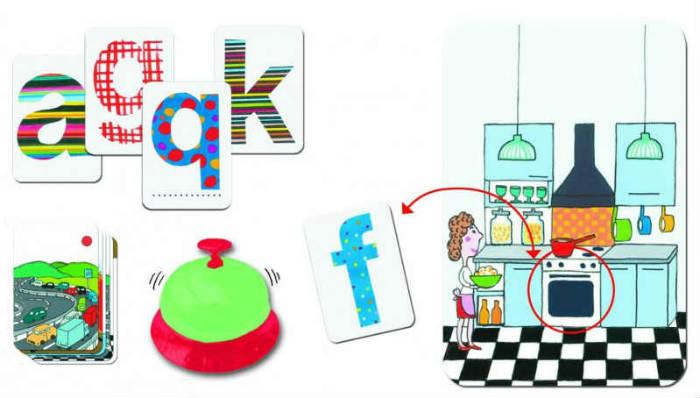 juguetes y juegos para ayudar a aprender a leer y escribir, abc dring consciencia fonologica
