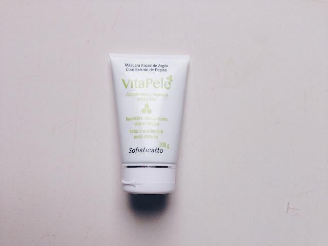 3 produtos para cuidado com a pele