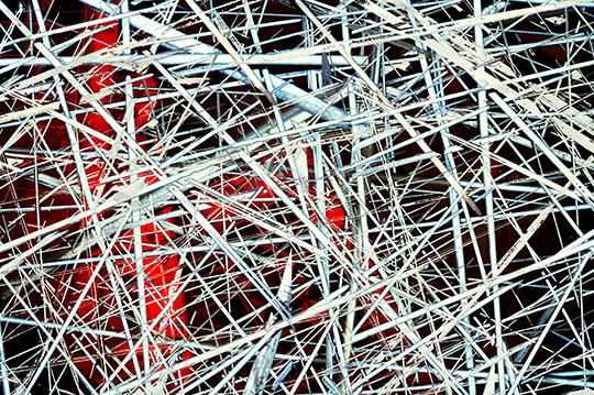 spike, contemporary art, abstract urban photography, urban photography, urban art, abstract art, Sam Freek, artist, artwork,