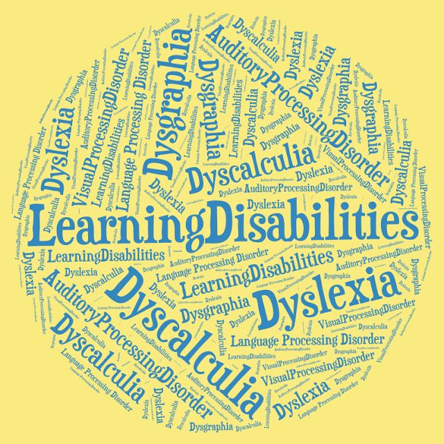 Types Of Learning Disabilities >> Mzteachuh Info On Learning Disabilities