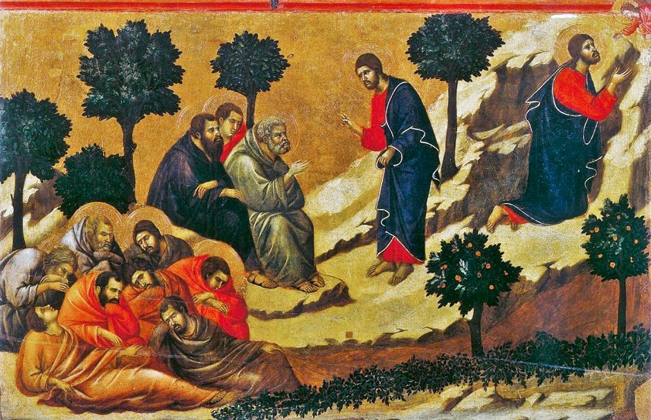 It 39 S About Time Jesus The Garden Of Gethsemane Gardens In 13 Paintings