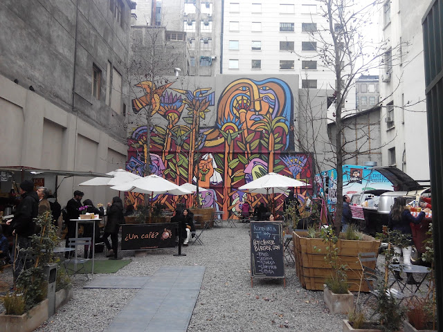 Morandé 80, Santiago de Chile