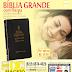 BÍBLIA GRANDE COM HARPA - LETRA GRANDE