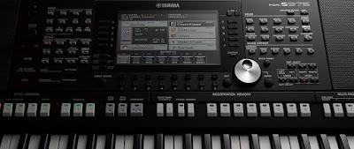 Fitur Dan Kelebihan Keyboard Yamaha PSRR-s975