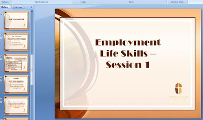#happygeek PowerPoint Presentation Sample - Authentic in My Skin