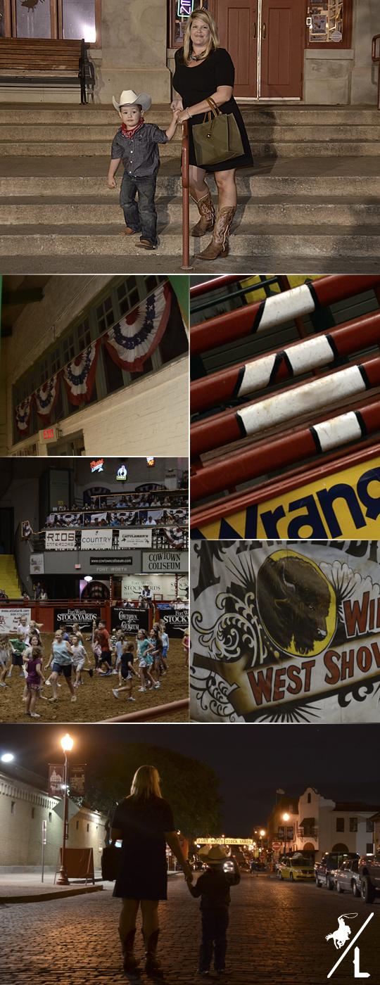 Fort Worth Stockyards Championship Rodeo