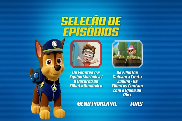 CLICK AQUI Download Patrulha Canina Marshall e Chase no Caso! DVD-R Download Patrulha Canina Marshall e Chase no Caso! DVD-R oU39RBe