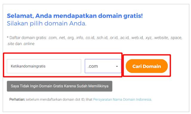 Cara Membeli Hosting Dan Domain Di Niagahoster