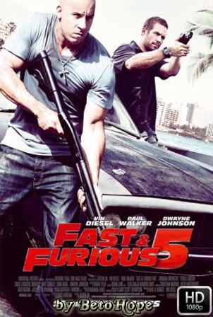 Rapido y Furioso 5 [2011] HD 1080P Latino [Google Drive] GloboTV