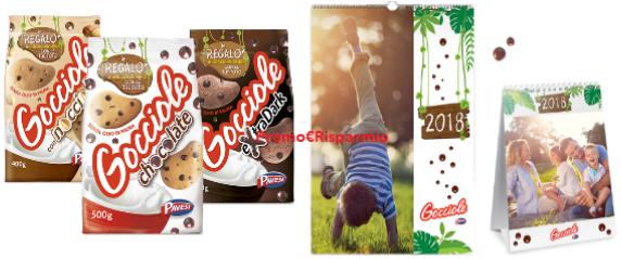 Calendario Gocciole Pavesi.Calendario Gocciole Calendario 2020