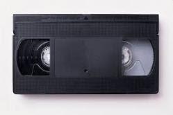 Cinta de vídeo