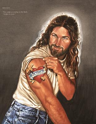 Resultado de imagem para jesus cristo moderno