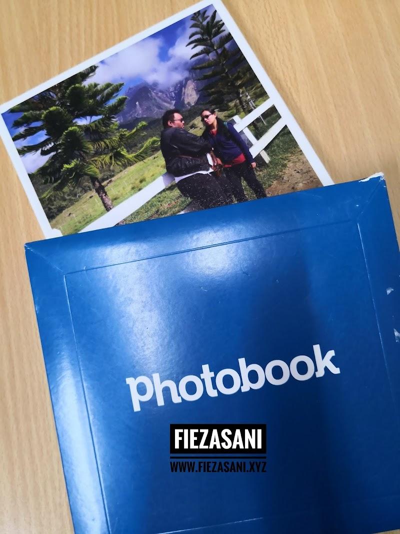 Redeem Digi Rewards - Photobook