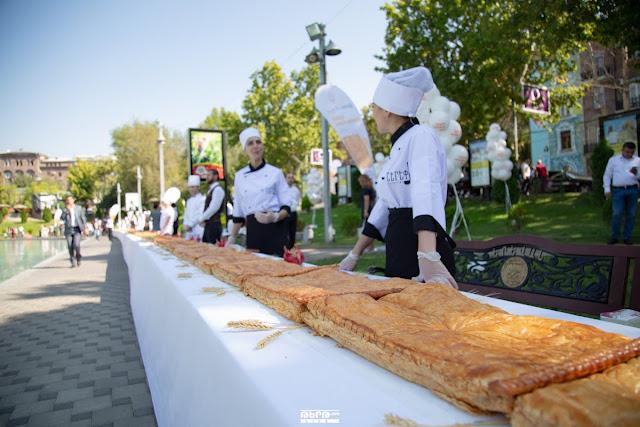 Repostería tradicional armenia entra al récord Guinness