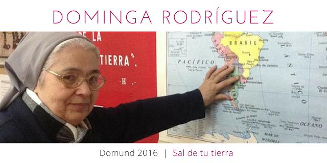 Dominga Rodríguez - Domund 2016