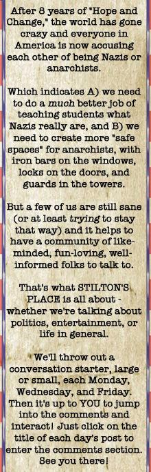 Welcome to Stilton's!