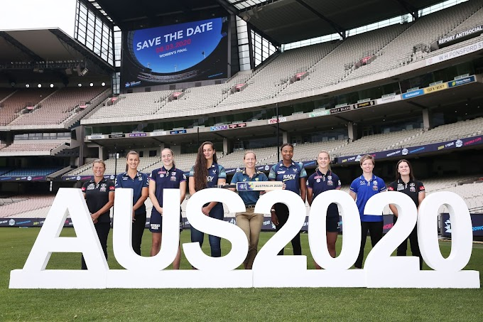 ICC Women's T20 World Cup 2020 Schedule PDF Download Time Table Venue