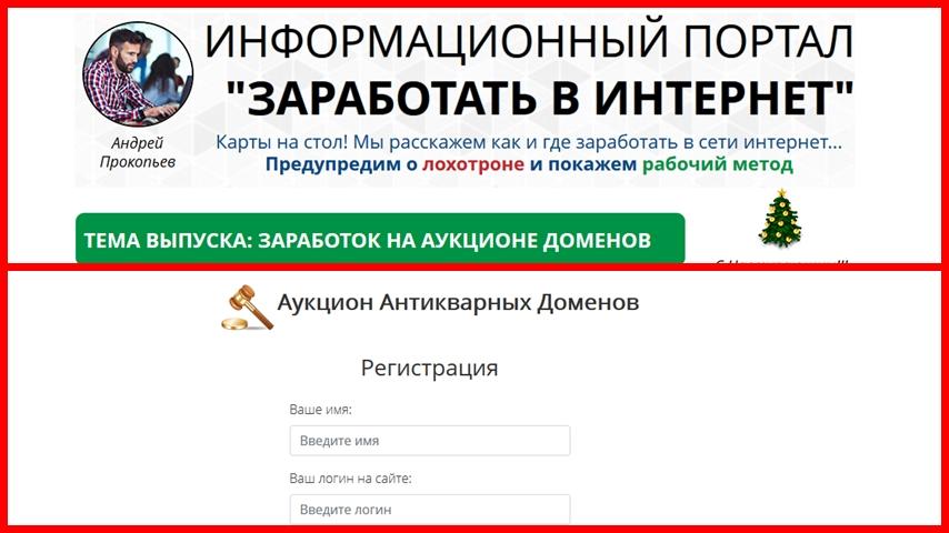 [Лохотрон] socode.ru Отзывы. Аукцион антикварных доменов