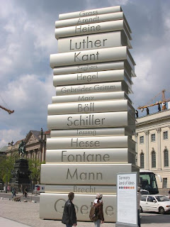Wall of Ideas, Berlin