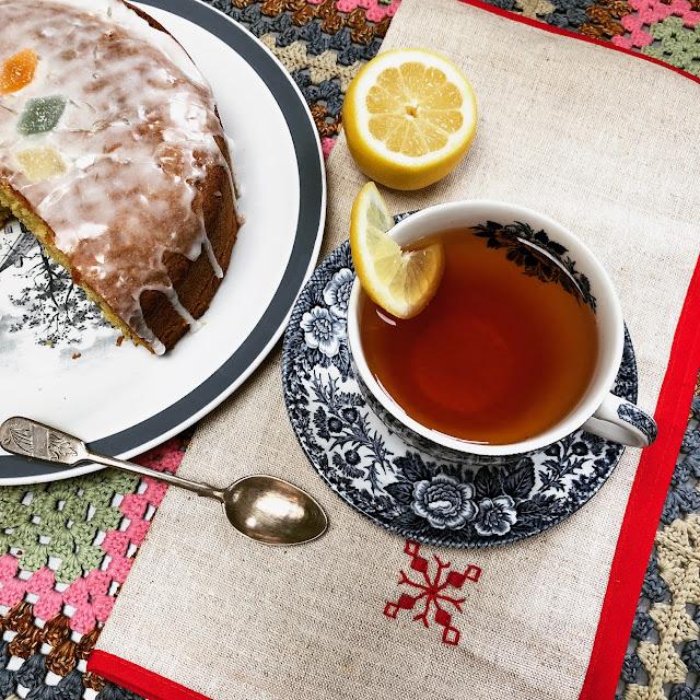 Roqberry tea