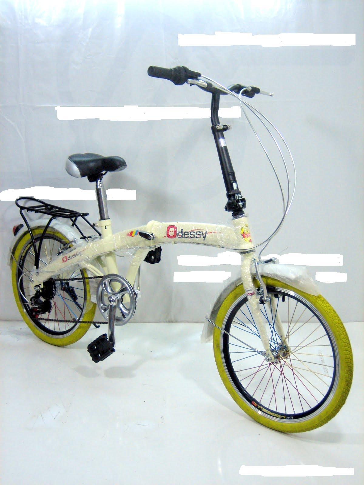toko sepedaku: dijual sepeda lipat murah dan keren