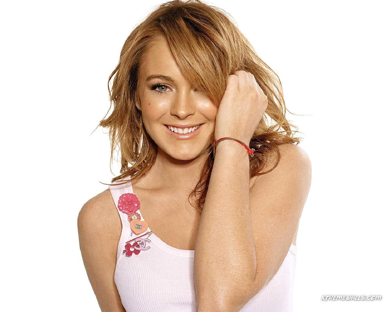 Celebrity SPICE: Lindsay Lohan:: Hot wallpaper