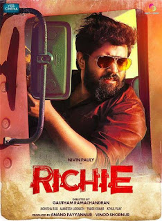 Richie (2018) Malayalam Full HD Movie Watch Online Download