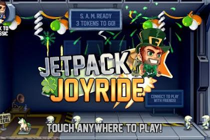 Jetpack Joyride v1.20.1 Mod Apk