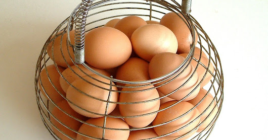 Why you should put all your eggs in one basket