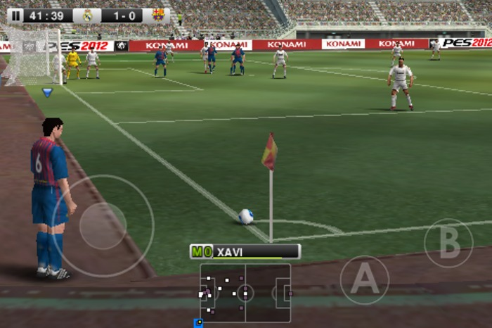 Pro Evolution Soccer PES Roid Apk Download