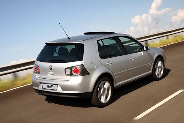 VW Golf GTI 2008 193 cv Automático