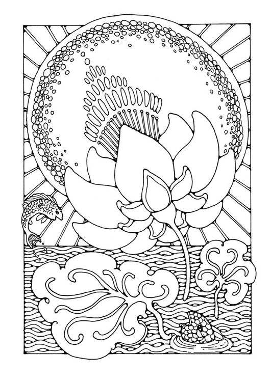 Reciclando con Erika : Flor de Loto , significado y 4 hojas para ...