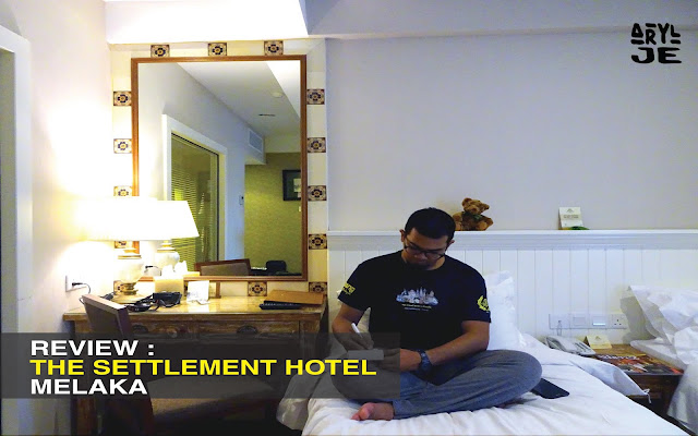 The Settlement Hotel Melaka Review