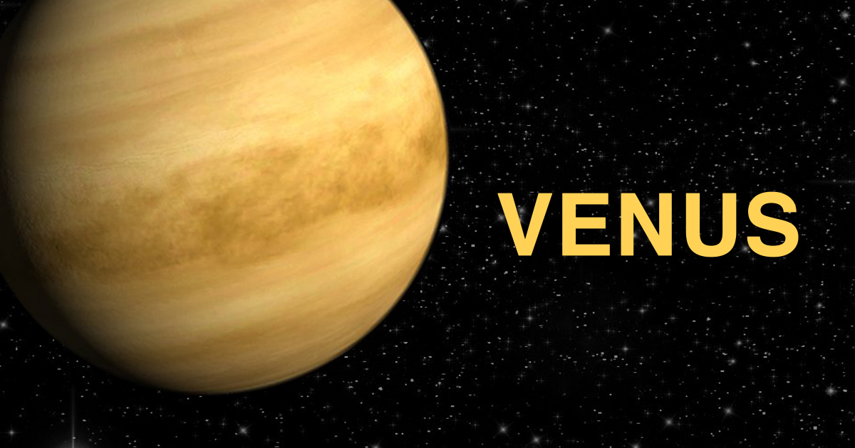 venus planet facts in astrology