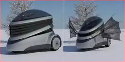Mobil Kassou - Mobil Aneh