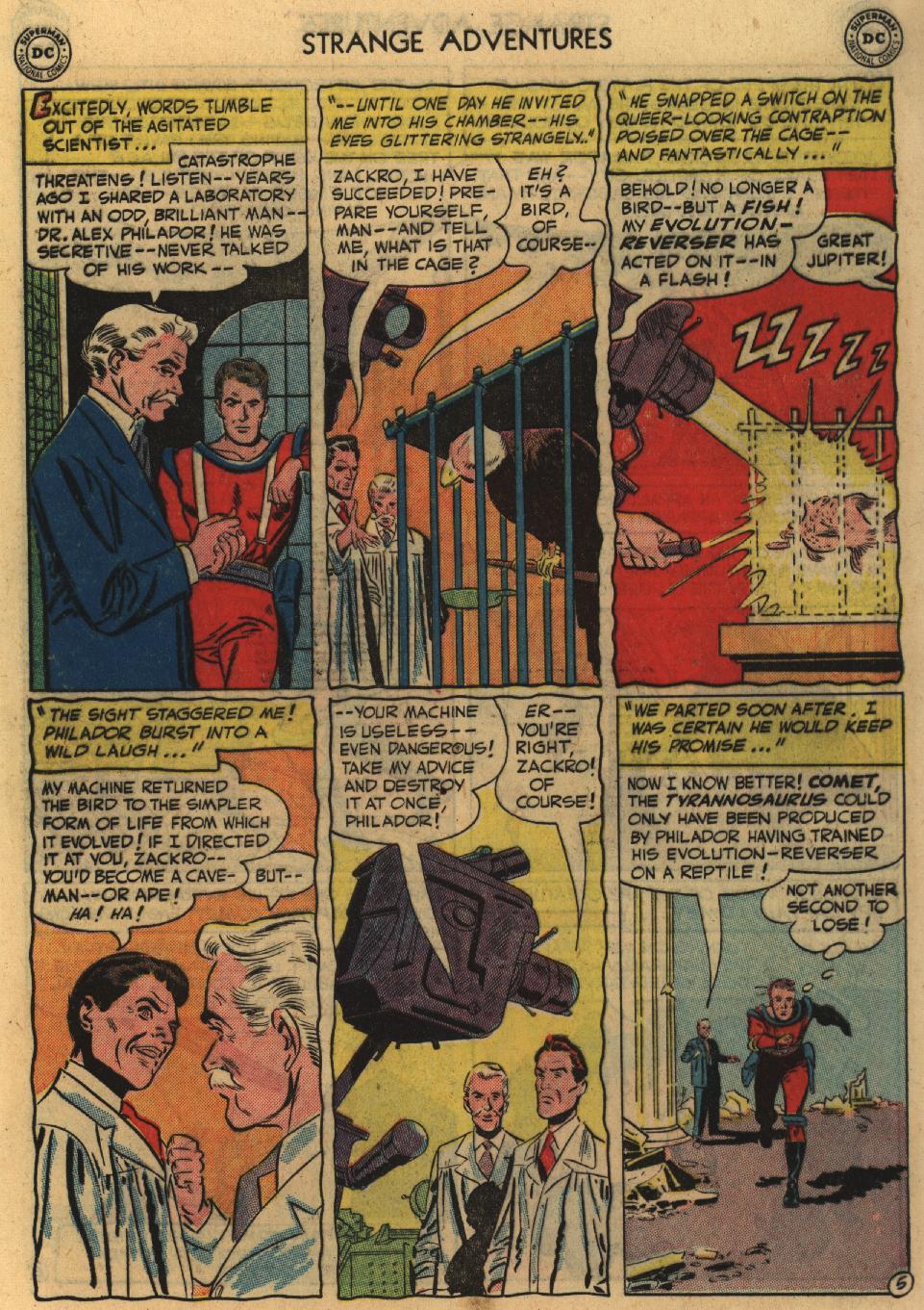 Strange Adventures (1950) issue 11 - Page 7