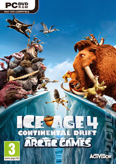 Ice Age 4 Continental Drift Arctic Games (PC)