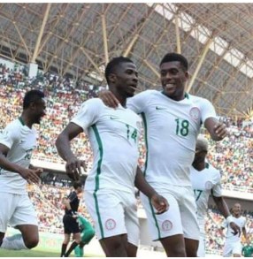 """I'm Glad To Crown My International Debut-Start With A Goal"": Says Alex Iwobi"