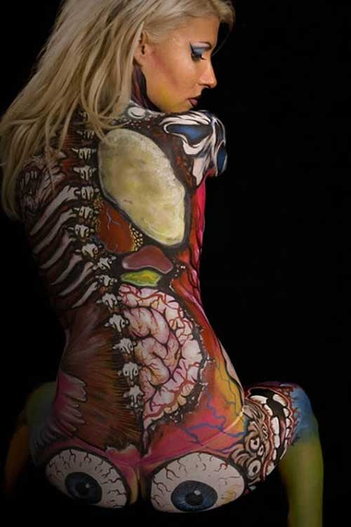 Weird organs