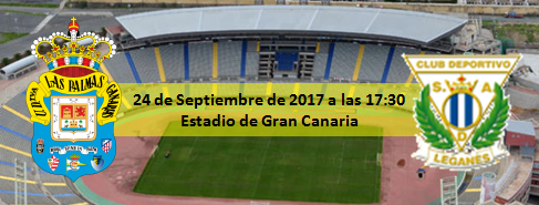 Previa UD Las Pamas - CD Leganés 17:30 Domingo 24 Septiembre