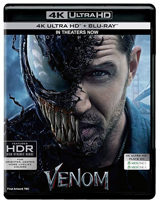 Filme Venom BluRay 4k Remux 2160p Dual Áudio   Animes Totais