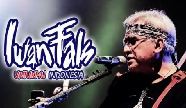 Download Kumpulan Lagu Iwan Fals mp3 Full Album lengkap Terpopuler