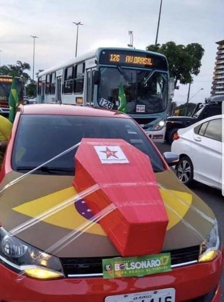 Intelectuales y políticos bolivianos abogaron hasta el último por el PT brasilero / RRSS