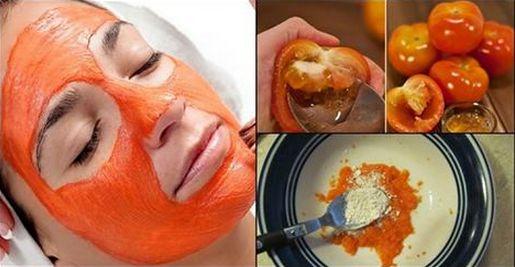 Inilah Tips Ampuh Untuk Kamu Mengatasi Jerawat Dengan Menggunakan Scrub Tomat!! Begini Cara Pembuatannya..