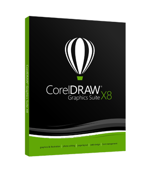 CorelDRAW Graphics Suite X8 is an intuitive graphics solution that empowers you to make a major impact with your artwork. Whether you are creating graphics, layouts, and editing photos, or designing websites, this complete suite helps you to get started quickly and stay on track