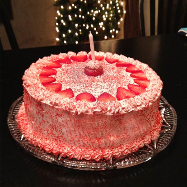 Strawberry Cake From Scratch Recipe Allrecipescom