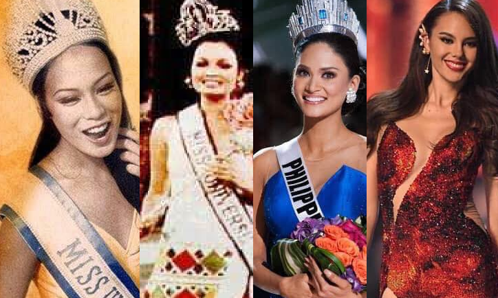 Coincidence or Destined? Catriona Gray Completes the Color of our Philippine Flag